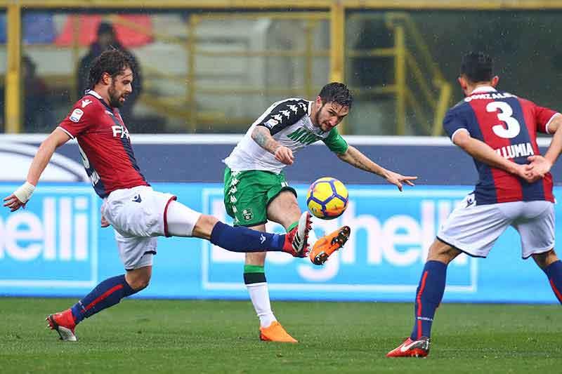 Bologna sassuolo 2 1 i neroverdi non sanno pi vincere - La casa continua bologna ...