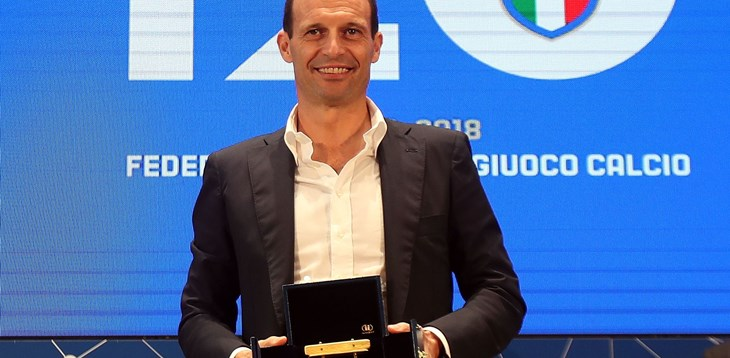 "allegri panchina d""oro"