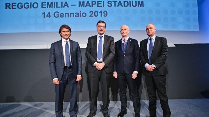 convegno sicurezza stadi Mapi Stadium