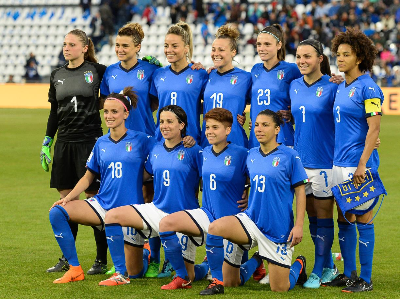 nazionale femminile
