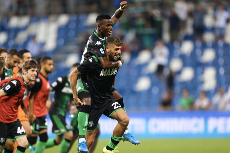 sassuolo-sampdoria 4-1