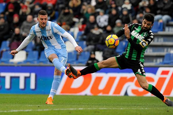 US Sassuolo v SS Lazio – Serie A
