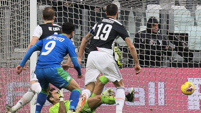 tutto su Sassuolo-juve 33^ giornata di Serie a