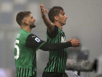 Sassuolo-Torino 3-3